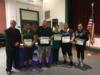 Okeechobee County School Custodial Staff were recognized for their help at the shelters during Hurricane Irma.  These staff members made sure that the shelters and school areas being used stayed cleaned and helped in any way they were asked.