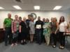 Green Design and Helping People Succeed/Healthy Families were recognized for their donations to help bring the Let Me Be Myself display to Okeechobee County Schools.