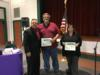 The Okeechobee County School's Transportation department was recognized for their help with making sure everyone had transportation to and from shelters during Hurricane Irma.