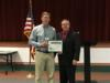 Okeechobee County Schools' Operations and Maintenance department was recognized for their help in preparing our sites before Hurricane Irma as well as during the storm.  Brian Barrett is the director of Operations and Maintenance and worked tirelessly before, during and after the storm.