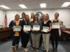 Several teachers from our 5 elementary schools were recognized for their participation in the Elementary Focus Group which helped create the curriculum maps for our schools.  Thank you teachers for your help and support.